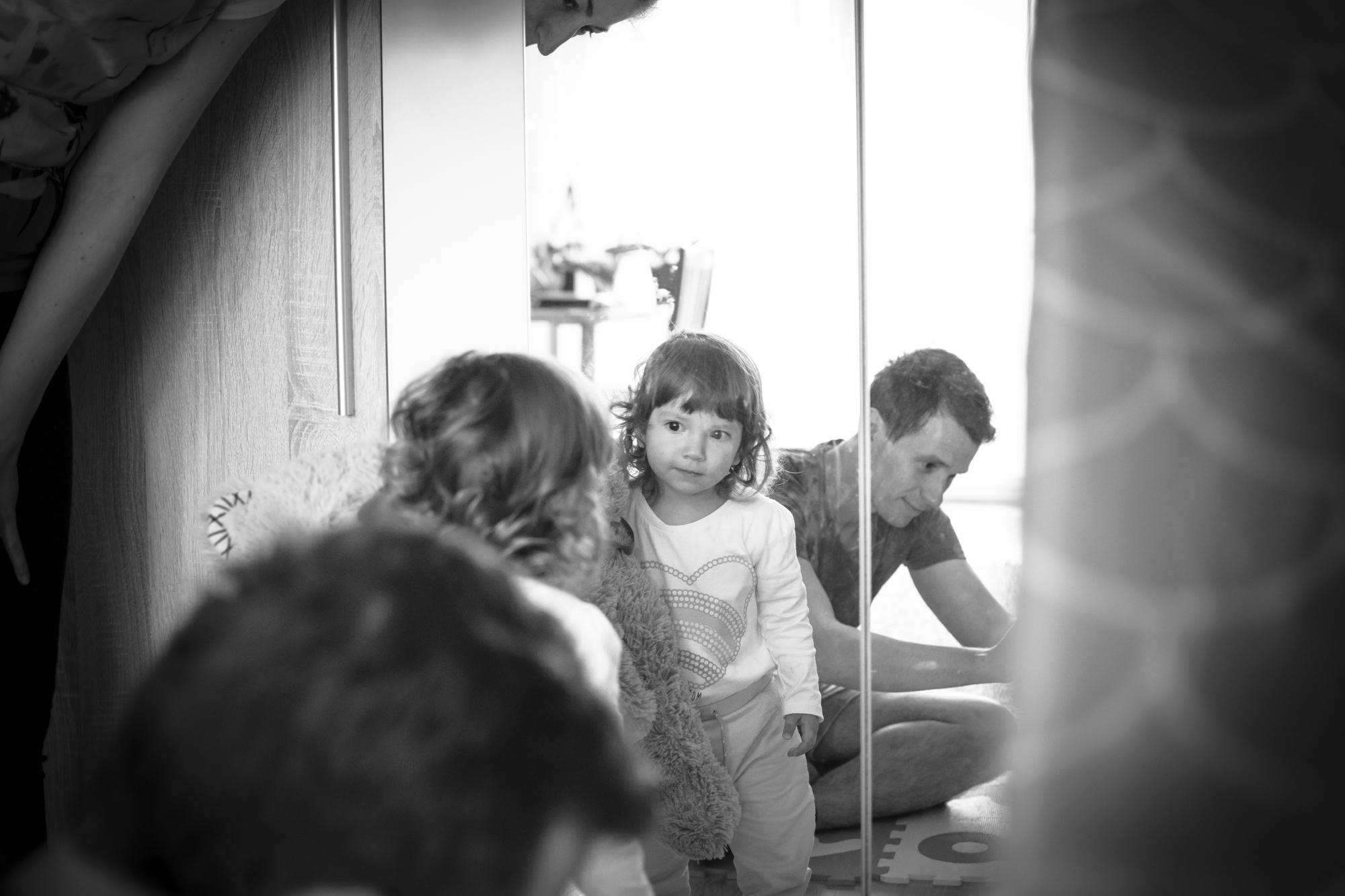 Story telling/családi életképek
